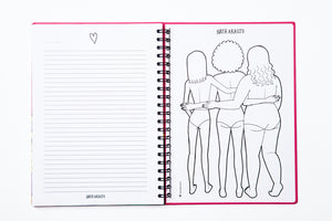 Caderno Girl Power