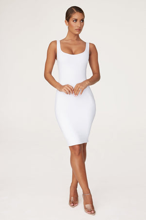 Strap Bodycon Dress