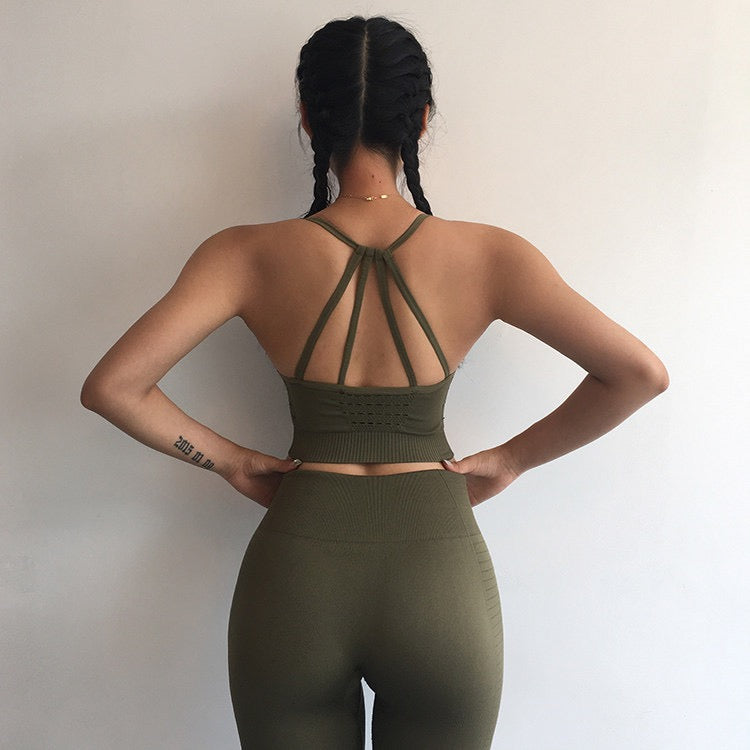 Lightweight Bra & Leggings Combo