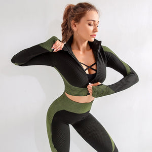 Training Zipper Crop