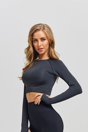 Active Ombre Seamless Top