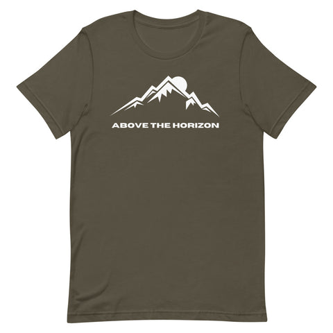 unisex-army-above-the-horizon--t-shirt