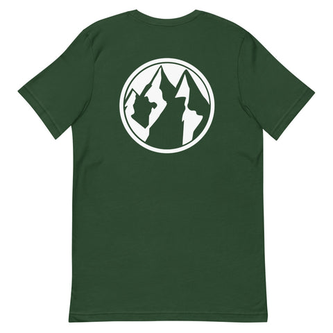 unisex-forest-green-apex-t-shirt