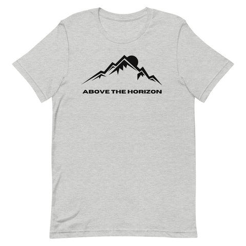 unisex-grey-above-the-horizon-t-shirt