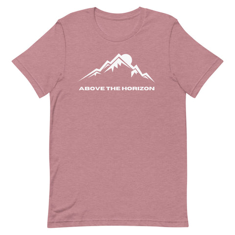 unisex-mauve-heather-above-the-horizon-t-shirt
