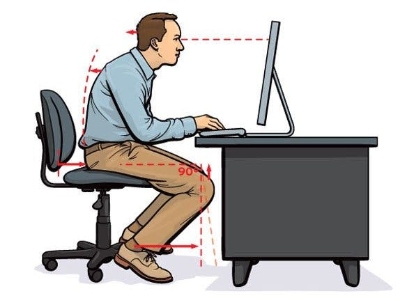 Posture and Its Effect on Vision