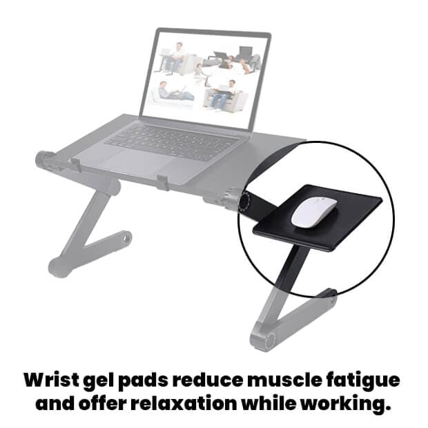 Multi-function Ergonomic Laptop / Computer Table