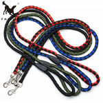 Safety Training Mountain Climbing Rope Leash For Small, Medium, Large Dog