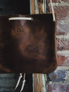 Falling For You Bag - Rustic Brown