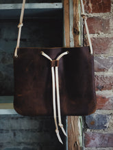 Load image into Gallery viewer, Falling For You Bag - Rustic Brown