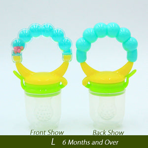 Fresh Food Nibbler - Baby Pacifiers