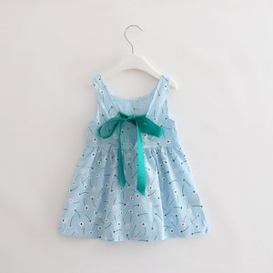 Summer Girl Dress 2 to 7 years old