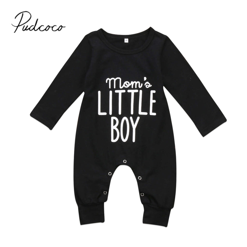 Toddler Long Sleeve Romper/Jumpsuit