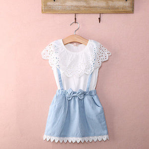 Summer Girl Dress (Sleeveless Dress)