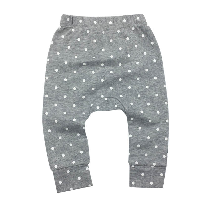 Unisex Infantil Casual Bottom Harem Pants (Fox Trousers)