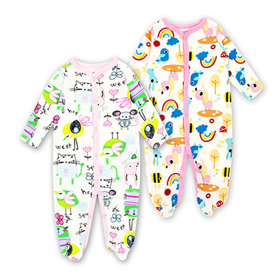 2pcs carters Long Sleeved Clothes Set for Newborn
