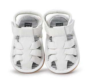 Romirus casual Summer First Walkers (Hard Sole) for 0-18M Toddlers