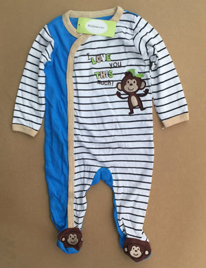 Newborn Jumpsuit (Long Sleeve)