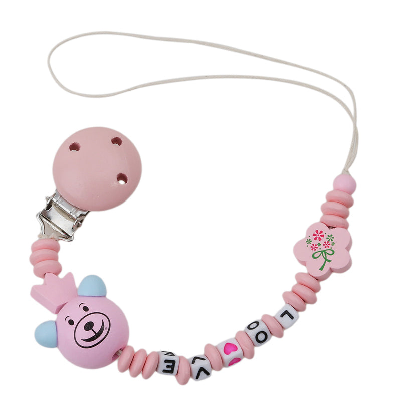 Baby Pacifier Clip in various colours