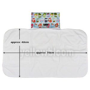 Portable Compact waterproof Nappy Diaper Changing Floor Playing Mat(Foldable/Washable)