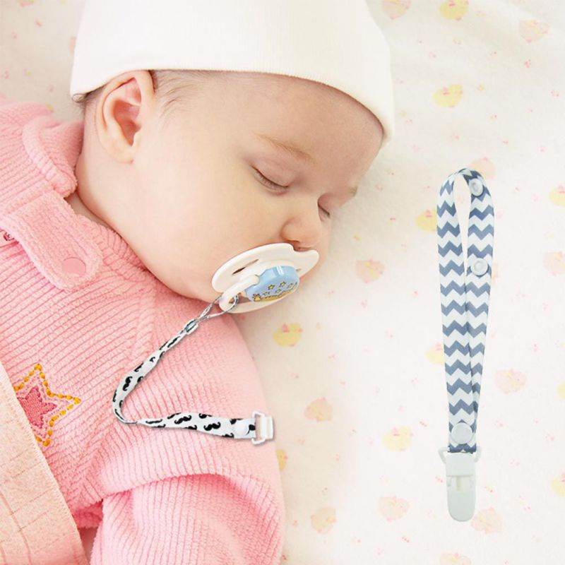 Clip Chain Baby Pacifier