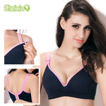 Women Breastfeeding Adjustable-strap Bra Brief
