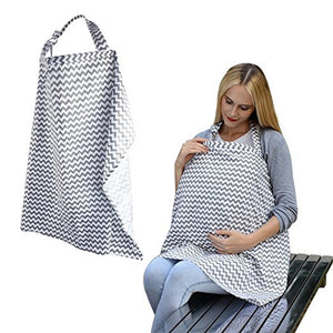 Breastfeeding Anti-emptied Cotton Apron Cover