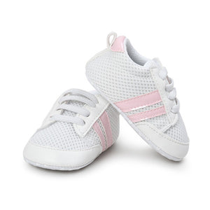 New Romirus baby moccasins infant anti-slip PU Leather first walker soft soled Newborn 0-1 years Sneakers Branded Baby shoes