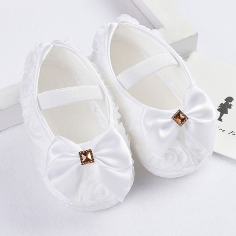 Cute Princess Butterfly Wedding First Walkers Sneaker Shoes
