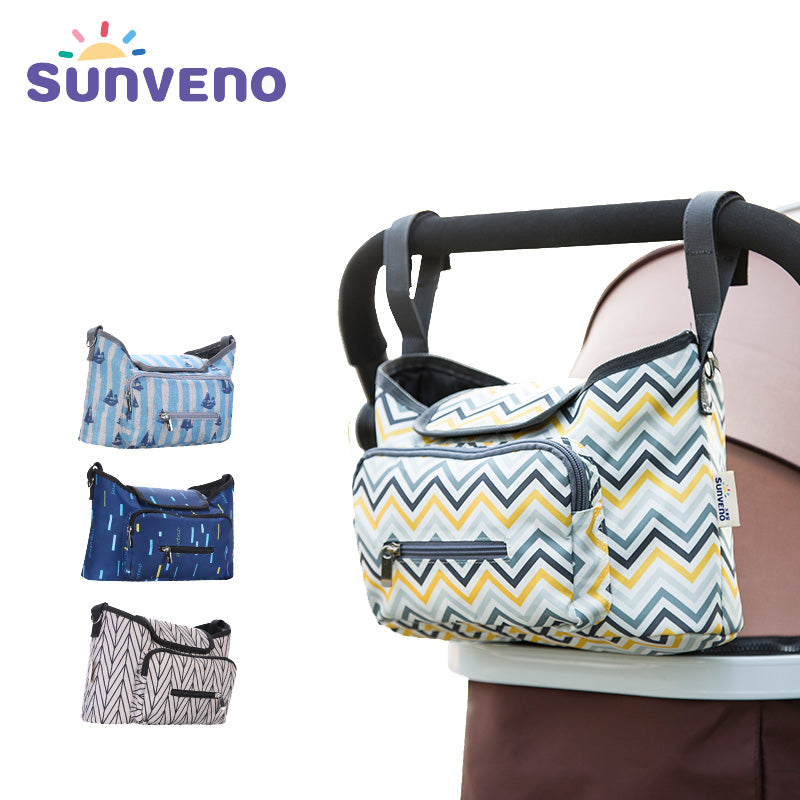 Baby Stroller Waterproof Nursing Bag