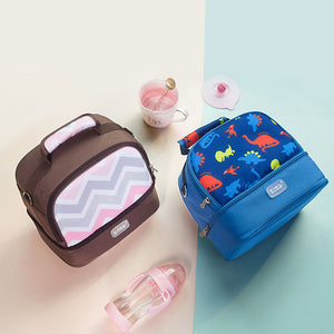 Thermally Insulated Baby Feeding Bottle Bag
