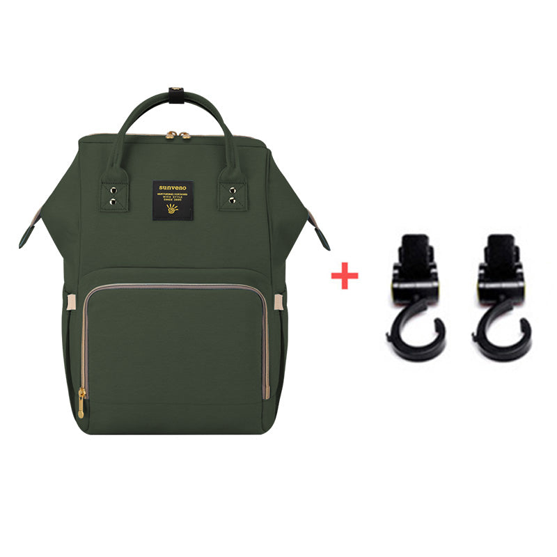 Maternity Backpack (Large Capacity) - Various colours
