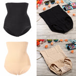 Women High Waist Shaping Panties Breathable Body Shaper Slimming Tummy Underwear Shaping Panties Trainer Underpant Knickers