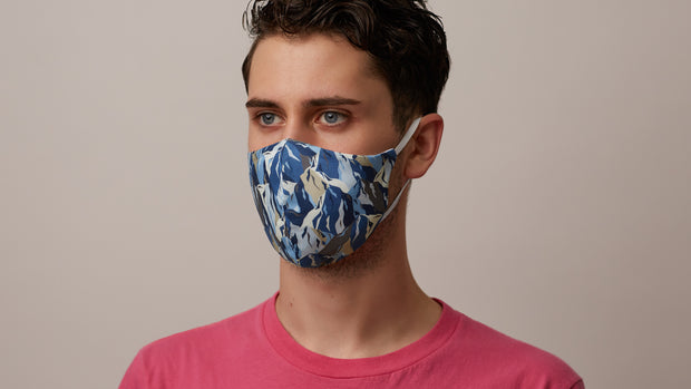 Peak Face Mask