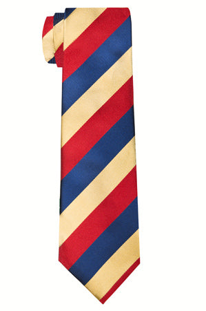4th Dragoon Guards Regimental Tie