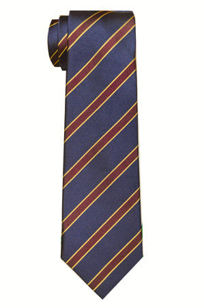 Old Downside Regimental Tie