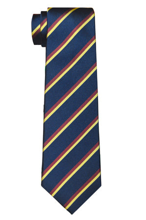 Old Bridlington Regimental Tie