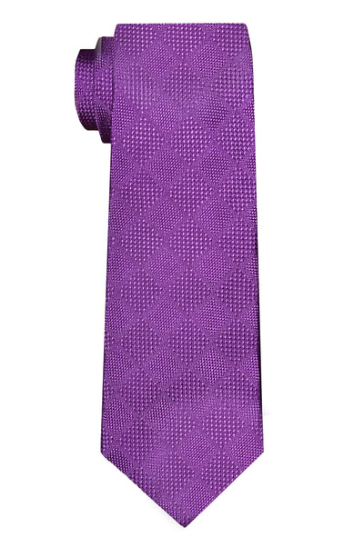 Emerson Solid Purple Tie