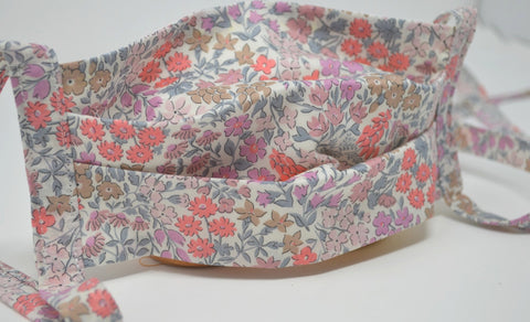Sweet May Reusable Face Mask With Cotton Fabric Straps