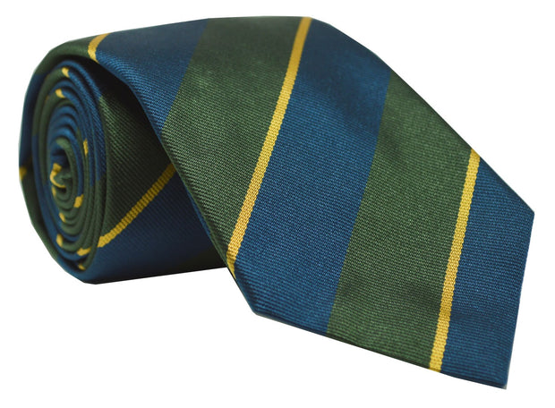 Burma Rifles Regimental Tie
