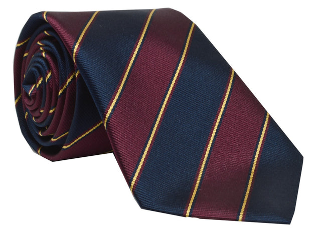 Old Albanians Regimental Tie