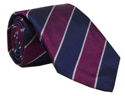 Queen's Own Oxford Hussars Regimental Tie