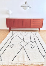 Load image into Gallery viewer, Beni Ourain Teppich Berber MOUDA RUGS