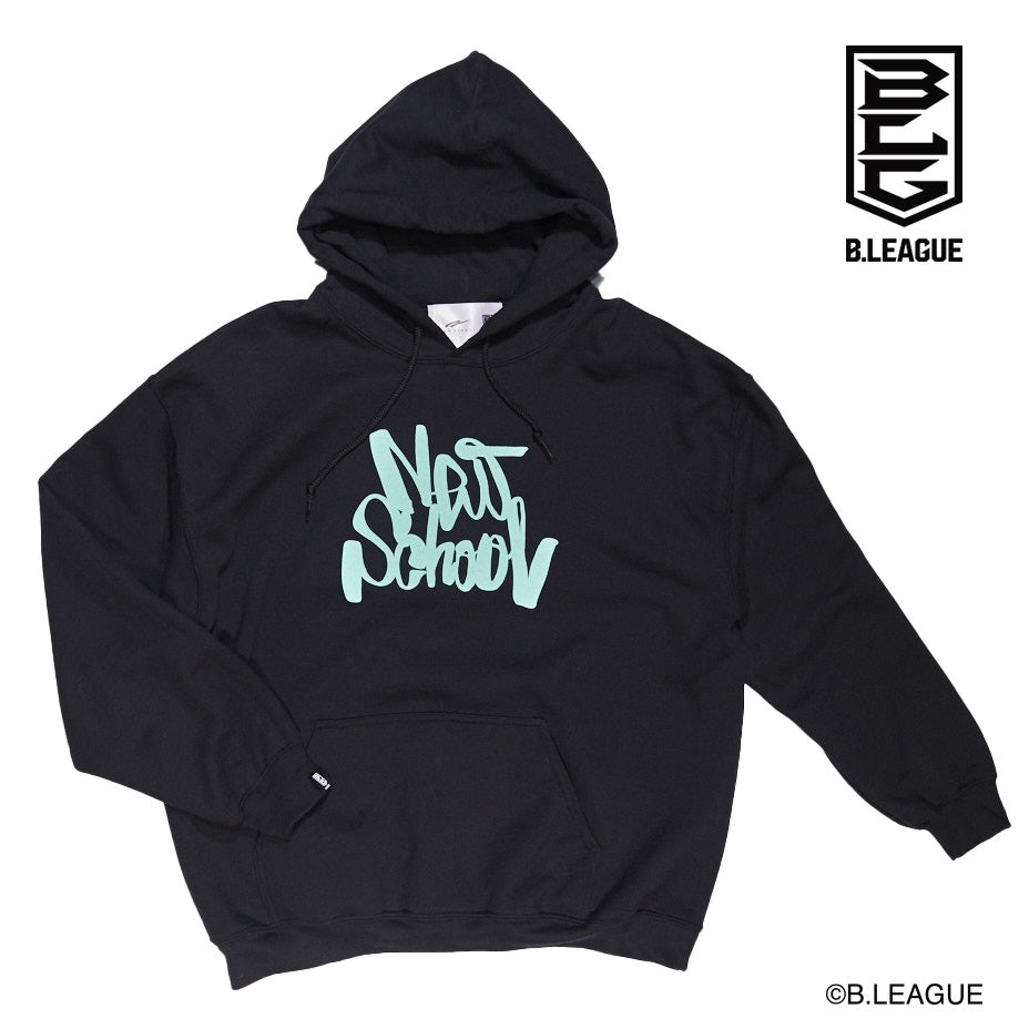 NEWSCHOOL × B.LEAGUE FOODIE -NS LOGO-