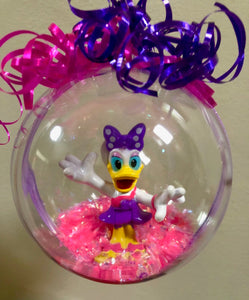 Daisy Duck Christmas 2018 Pink Ornament