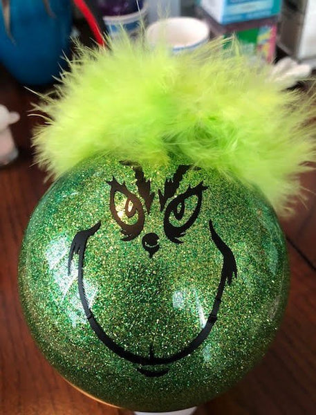The Grinch Ornament - Large