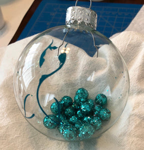 Mermaid Tail Ornament