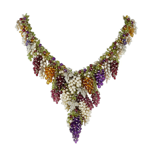 Eve Necklace by Tina Ashmore Luxury Jewelry