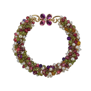 Frutti D'Oro Bracelet by Tina Ashmore Luxury Jewelry