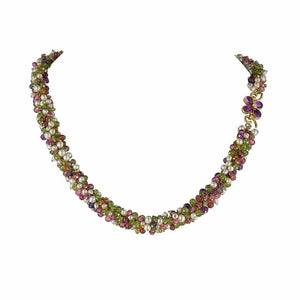 Frutti D'Oro Necklace by Tina Ashmore Luxury Jewelry
